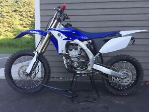 Motocross Yamaha YZ250F