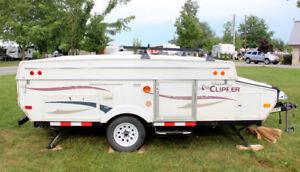 2008 Coachmen Clipper Sport 108 ST tent trailer- New Price!!!