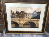 For Sale Prague Scene Painting