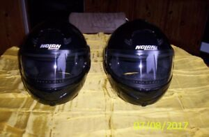 2 Casques Nolan N100 Trend Medium  Moto/Scooter/Motoneige/VTT