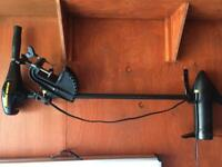 Minn Kota Endurance C2 50lbs+ Numax Battery, Numax Charger and Numax Battery Box