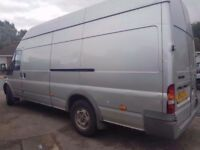 Ford transit 2004/54 moted