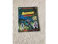 Batman and friends stickers book