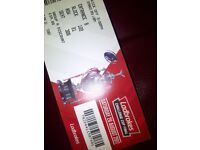 Rugby league challenge cup final tickets