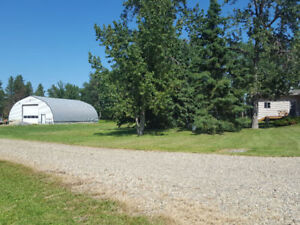 MOTIVATED SELLERS-Acreage at WINFIELD, BUCK LAKE and PIGEON LAKE