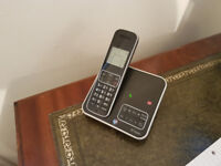 BT Inspire home phone and answering machine