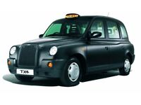 Edinburgh Taxi (tx4 manual) for Exclusive Rental