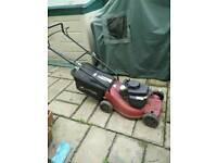 Sovereign lawn mower XSS40A Not working