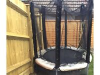 4.5 foot trampoline