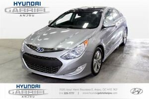 2014 Hyundai Sonata Hybrid LIMITED TOIT PANORAMIQUE - BLUETOOTH