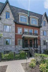 Gorgeous 2 bedroom, 3 bath townhome in Markham (Bayview/John
