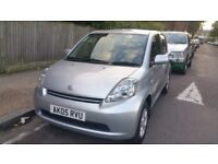2005 DAIHATSU SIRION SE AUTOMATIC SILVER/ 12Mths MOT/ 29,484 Millges/1.29c/One Owner/Superb Condtion