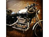 Harley Davidson Sportster xl1200c
