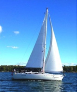 Beneteau Moorings 38 Sloop for Sale