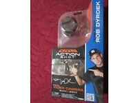 Team Rider Action Shot Video Camera New In Box Great Xmas Gift