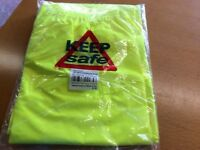 Safety hi-viz trousers xxl
