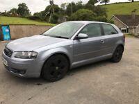 Audi A3 1.6 FSI £1200 ONO