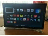 22in Samsung smart LED TV FREEVIEW HD WARRANTY