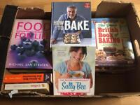 25+ Mixed Cook Books