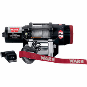 ATV Winch - Warn Winch - Provantage Series - Lifetime Warranty