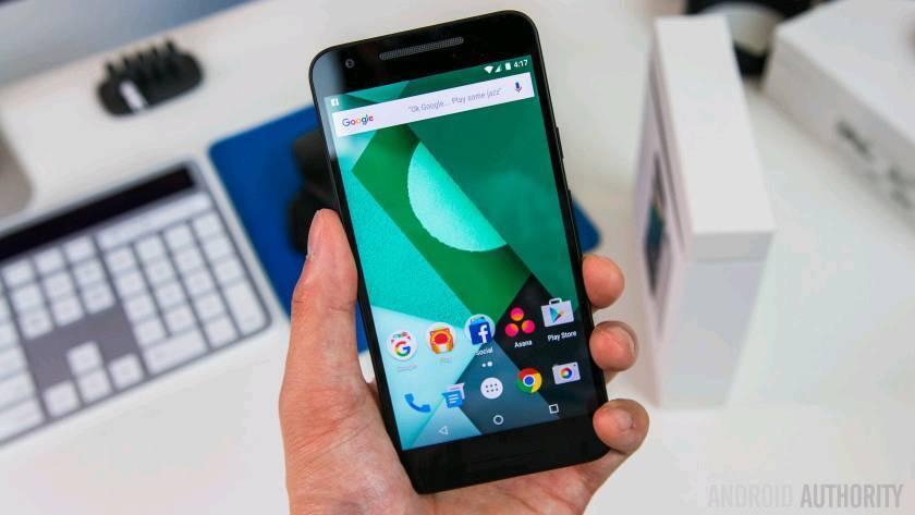 Black 32GB Google Nexus 5x