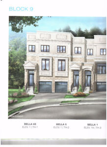 Assignment Beautiful Brand New Luxury Freehold Townhome