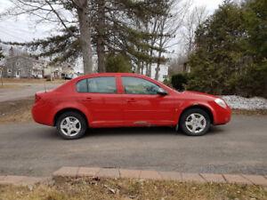 "2007 Chevrolet Cobalt Sedan $1000 OBO ""as-is, where is"""