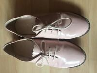 Next girls shoes size 3 very good condition