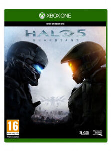 Halo 5 Guardians Standard Edition Xbox One Game Digital Download