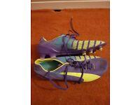 Puma Evospeed 2 Football Boots - Men's Size 10