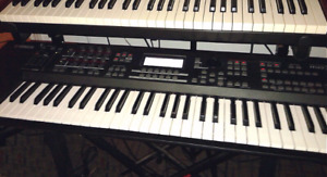 Yamaha MOX6 Motif - Complete XS Synthesizer and Workstation