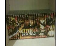 Doctor who dvd files 1 to 28