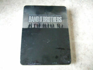 Band of Brothers DVD set (new) - $12 if picked up by Sunday!