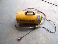 Space Heater - gas workshop heater