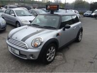 MINI Hatch 1.6 Cooper 3dr 1 PREVIOUS LADY OWNER CAR 2006 (56 reg), Hatchback