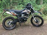 Wk trail 125