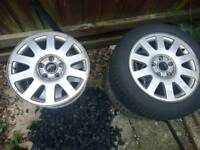 """Audi alloy wheels 16"""""""