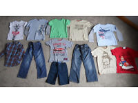 Boys Clothes Jeans, T-shirts, Shirt Age 7 years
