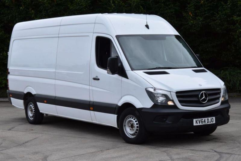 2.1 313 CDI LWB 5D 129 BHP EURO 5 RWD H/ROOF DIESEL PANEL MANUAL VAN 2014