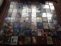 Job Lot 76 Top DVDs