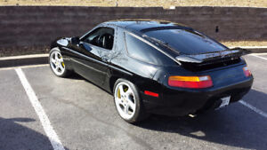 1988 Porsche 928 S4 Coupe (2 door) - Supercharged!