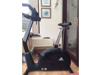 Addidas C16 exercise bike. Just over a year old in excelent conditon. Worth £400 new