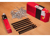 Hilti Nails and Cartridges