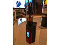 Reuleaux RX200S 3.8 out of 5 stars 6 Reviews Reuleaux RX200S Wismec Vape with SMOK TFV8 Tank