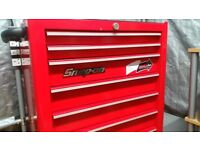 Snap on tool box roll cabinet drawer snapon