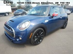 2015 MINI Cooper Hardtop S  NAV - Air Conditioning - Leather Sea