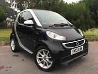 2013 SMART FORTWO 0.8 PASSION CDI 2D AUTO 54 BHP DIESEL