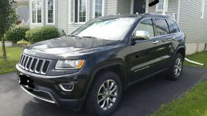 2014 Jeep Grand Cherokee SUV, Limited,Crossover,4x4