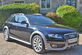 Audi A4 allroad 2.0TDI CR 2010 Quattro. 96K MILES, FULL AUDI HISTORY, 2 OWNER,