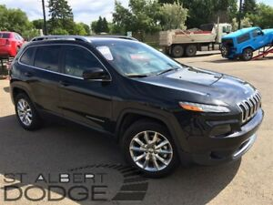 2016 Jeep Cherokee LIMITED | 4X4 | PAN SUN | BACK CAM | LEATHER